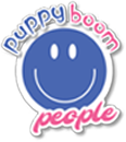 Logotipo Puppy Boom People